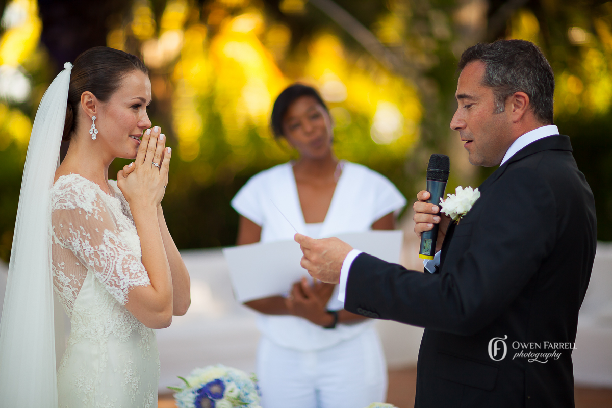 A Real Example Of Inspiring Personal Wedding Vows