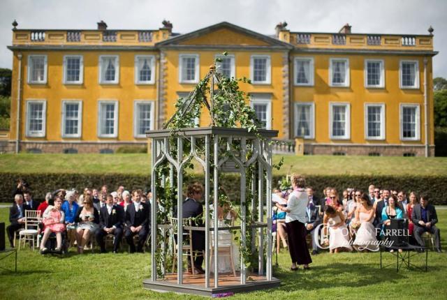 Irish wedding Ceremony