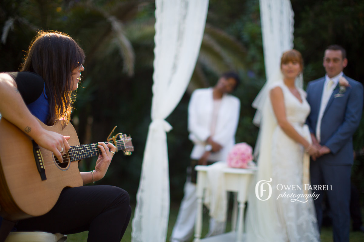 Song For A Wedding Ceremony: Wedding Ceremony Music; Live Versus Recorded