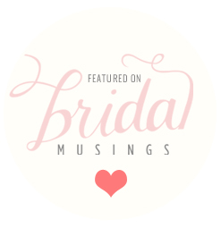 Bridal Musings badge