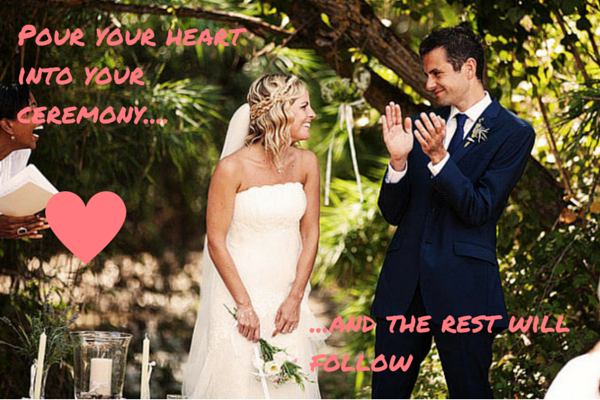 wedding ceremony quote