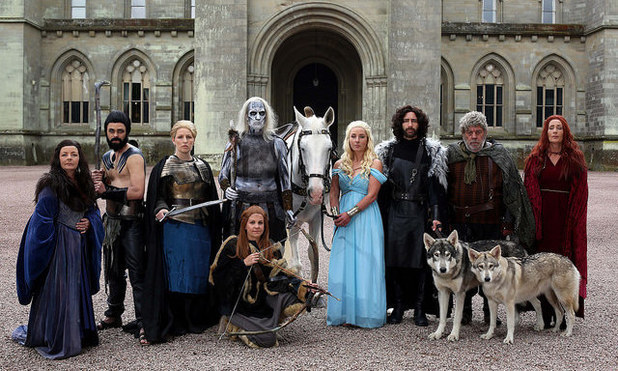 How To Have A Of Thrones Style Wedding