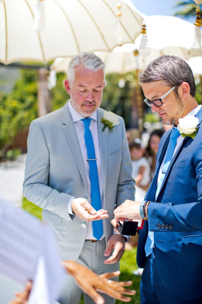 Dean and Matt Wedding - Las Cazulas