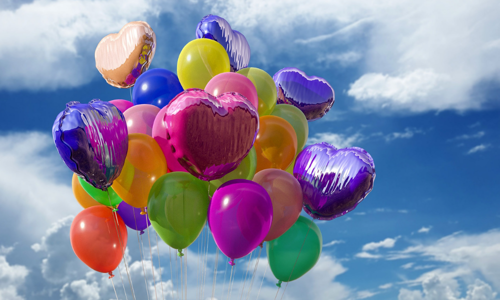 Why balloon releases are harmful