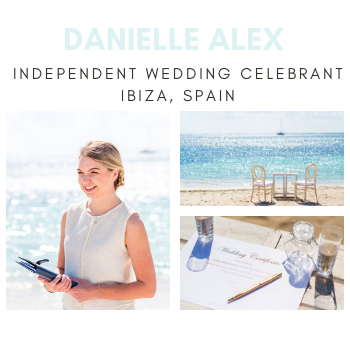 Danielle Alex Ibiza Wedding Celebrant