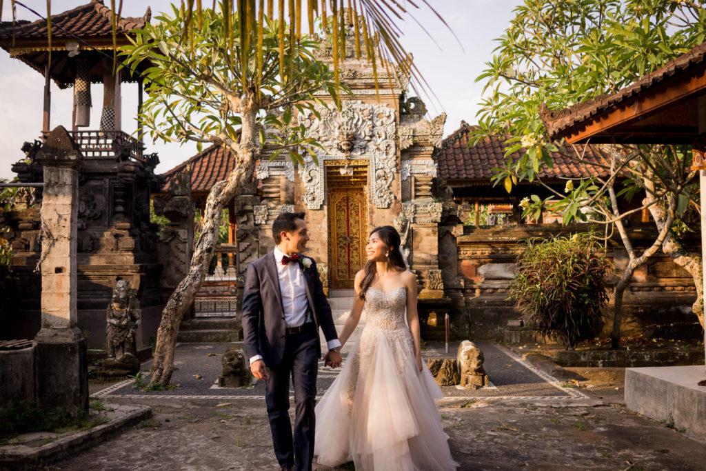 Bali Garden Wedding-GoldHatPhotography
