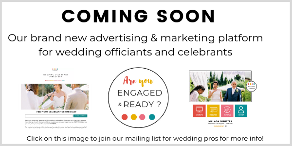 Engaged and Ready Officiant Celebrant Directory