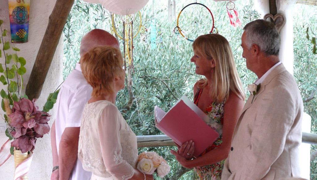 Wedding Celebrant Debbie Skyrme