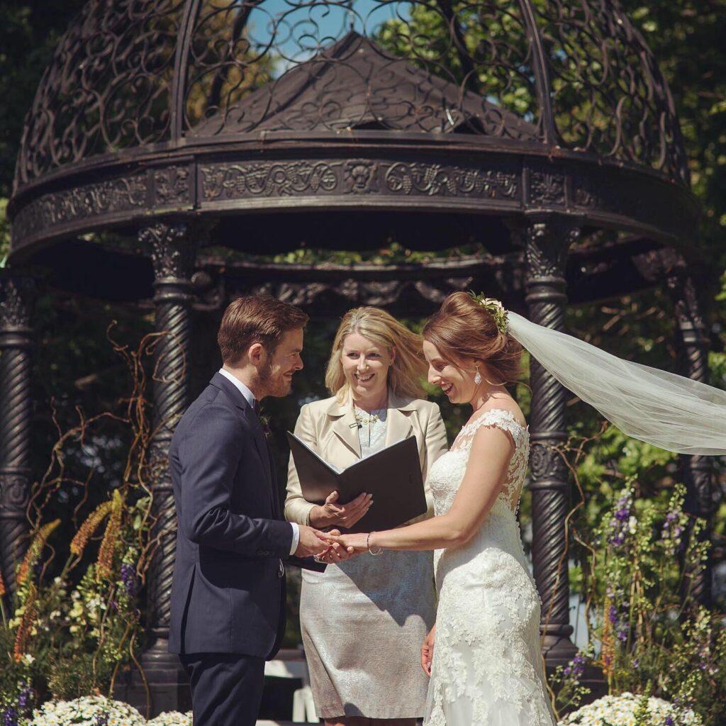 Humanist Wedding Celebrant Brighton