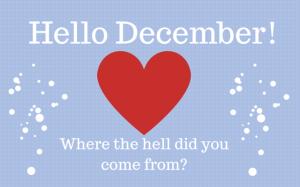 December gif