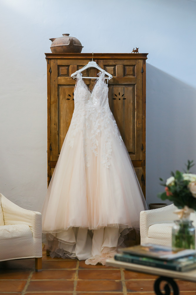 Wedding dress - Eloy Muñoz