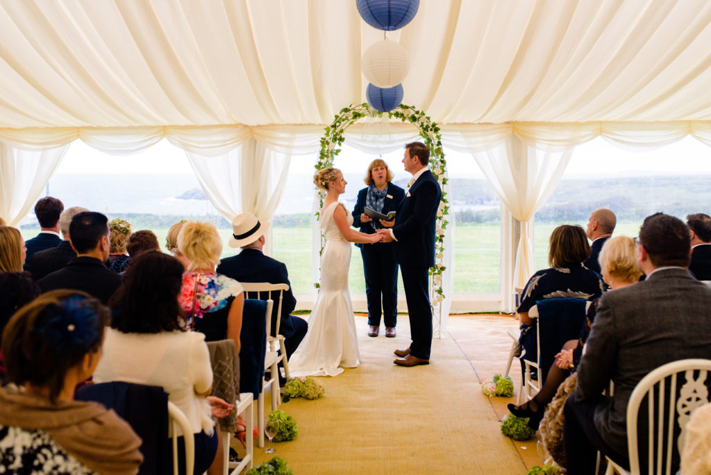 Sarah and Nick wedding by Stewart Girvan