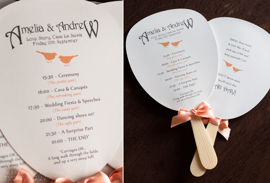 Four Great Stationery Ideas For Styling Your Wedding Ceremony Engaged And Ready